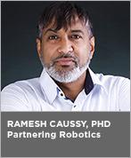 Caussy, Ramesh