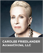 Friedlander, Carolee