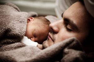 Paternity Enters the Health Equation