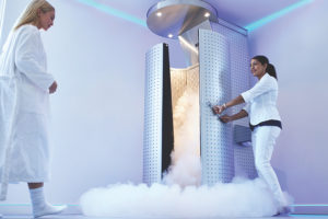 Cryotherapy Is Taking Over NYC