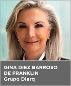 Diez Barroso de Franklin, Gina