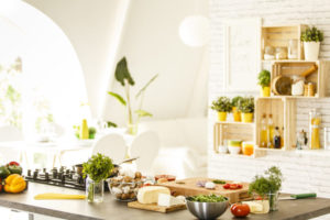 Design Trend Encourages Healthy Eating