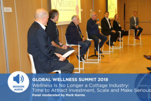 Wellness Is No Longer a Cottage Industry