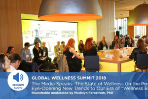 The Media Speaks: The State of Wellness in the Press