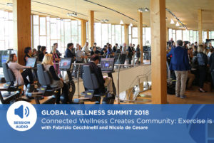 Connected Wellness Creates Community