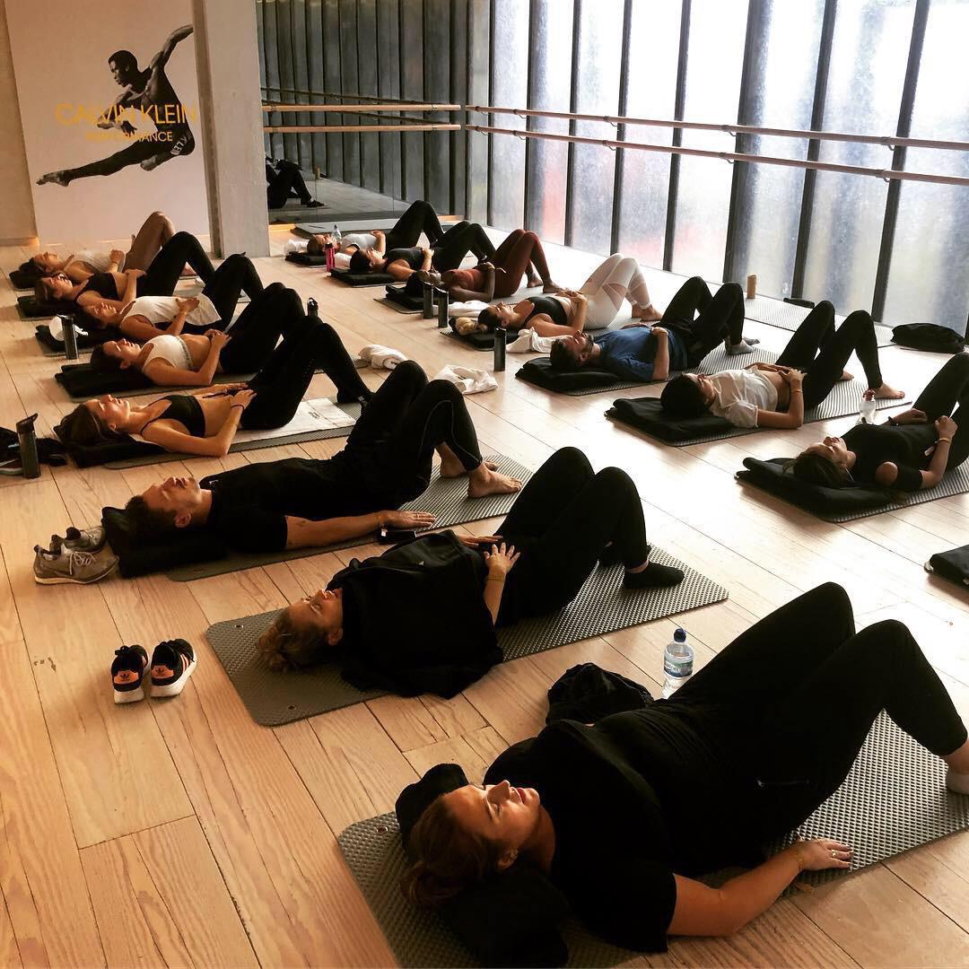 Meditation Goes Plural | 2019 Global Wellness Trends