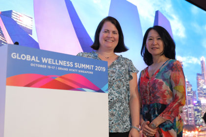 GWI Researchers Present New Study on Physical Activity Economy