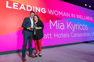 Global Wellness Award: Leading Woman in Wellness