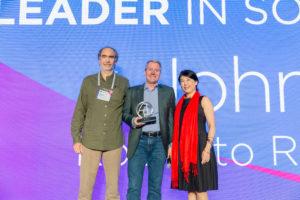 Global Wellness Award: Leader in Social Impact