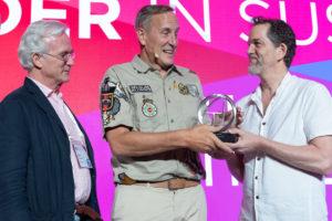 Global Wellness Award: Leader in Sustainability