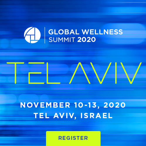 Register for the 2020 Global Wellness Summit
