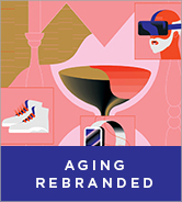 Aging Rebranded: Positively Cool