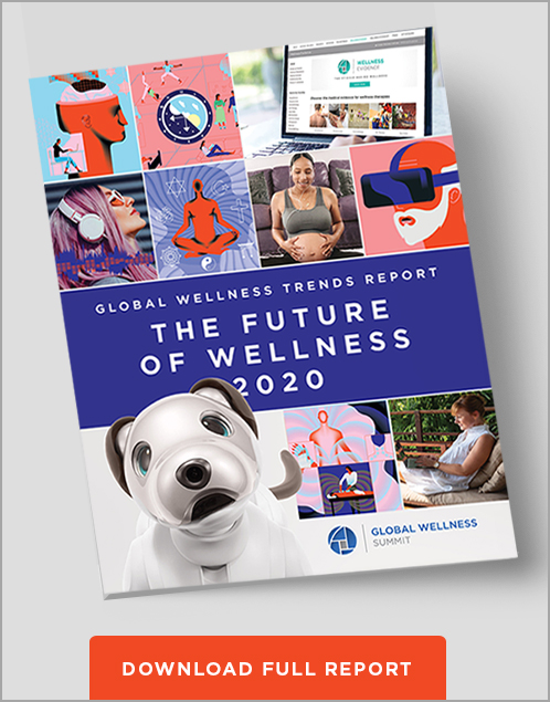 Download the 2020 Global Wellness Trends Report
