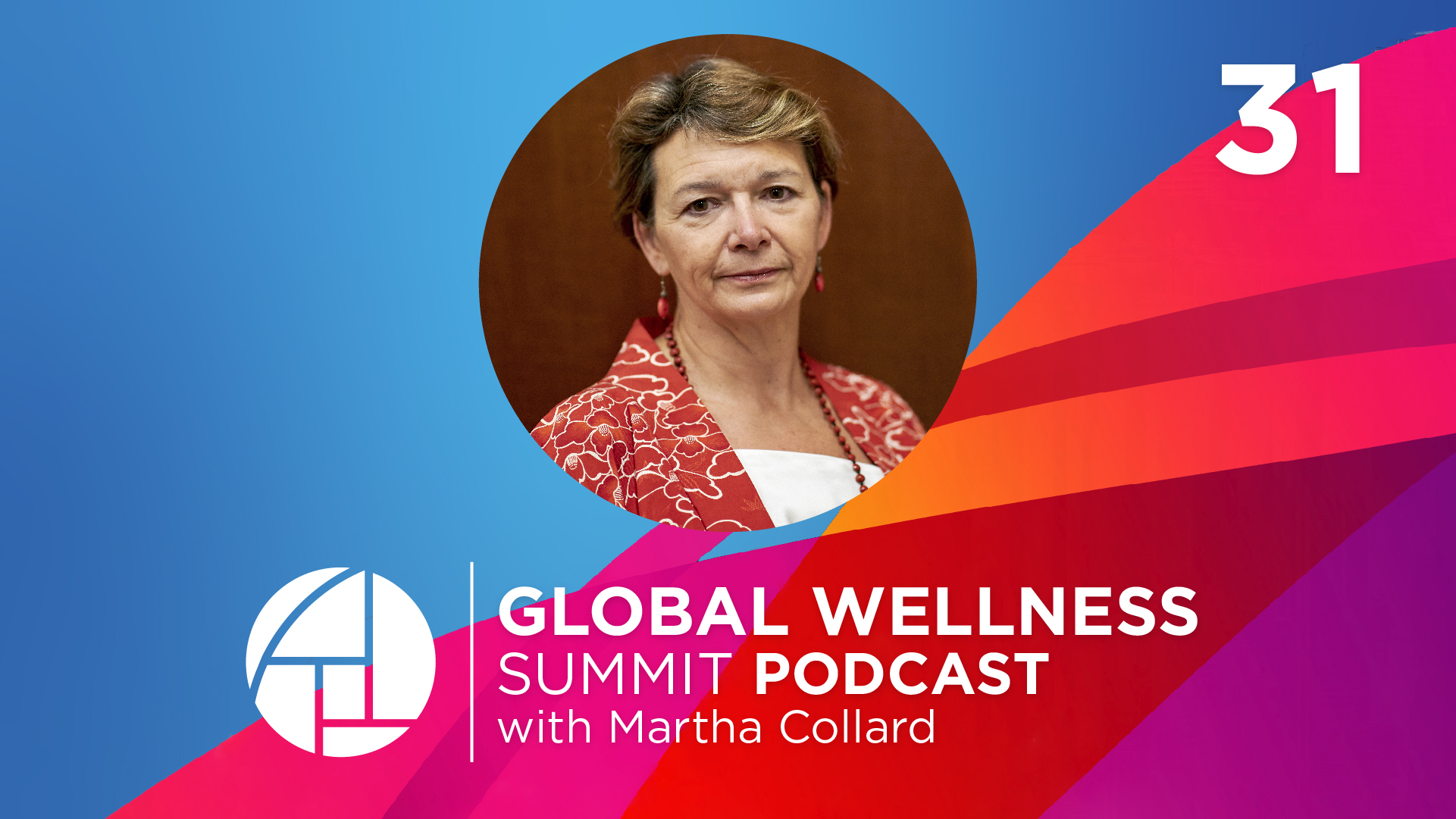 E31. Under the Influence of Gongs - with Martha Collard from Red Doors Studio