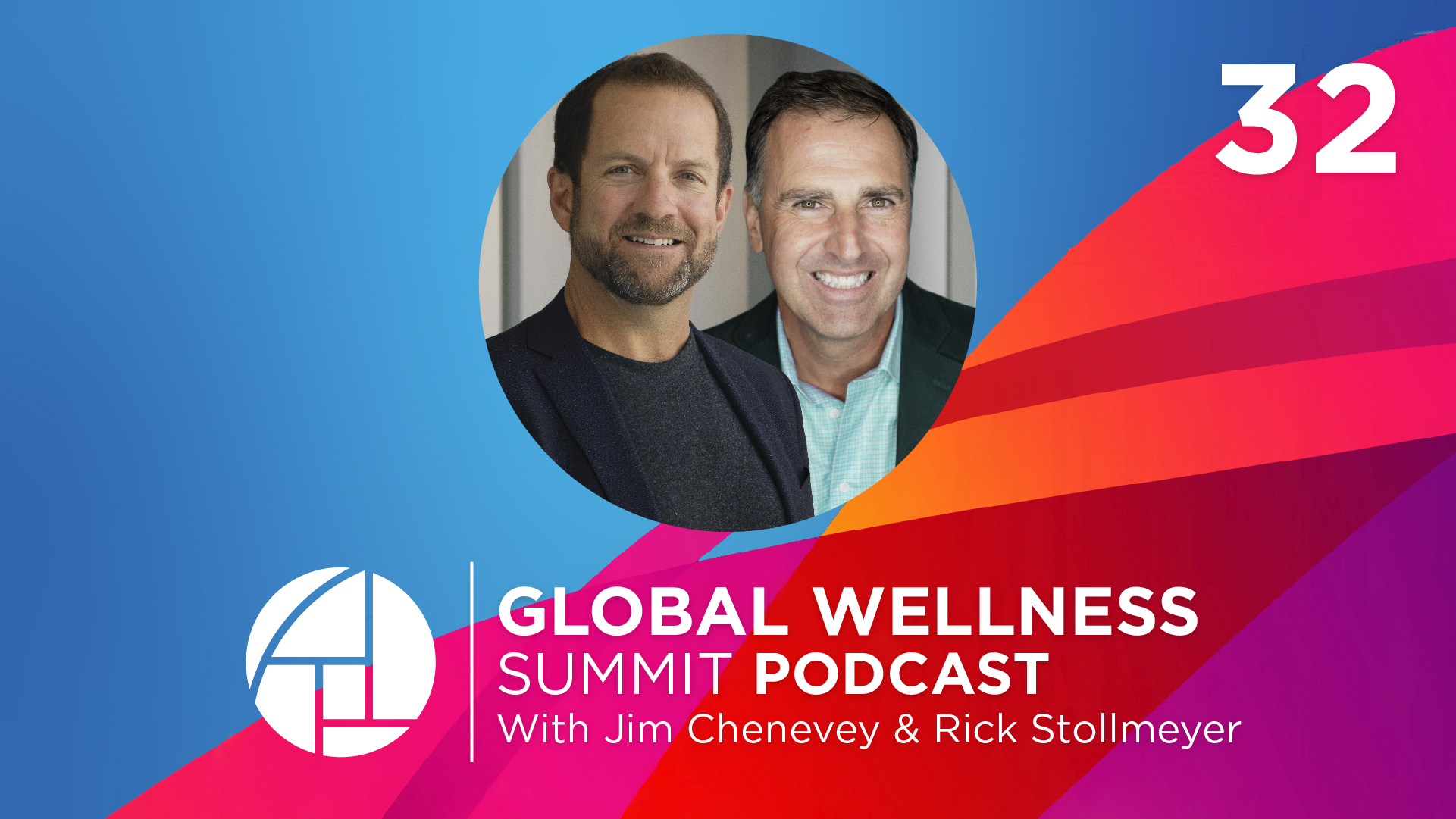 E32. How Two Businesses Transformed to Help Medical Providers, COVID-19 Patients, & Wellness Entrepreneurs - with Jim Chenevey & Rick Stollmeyer