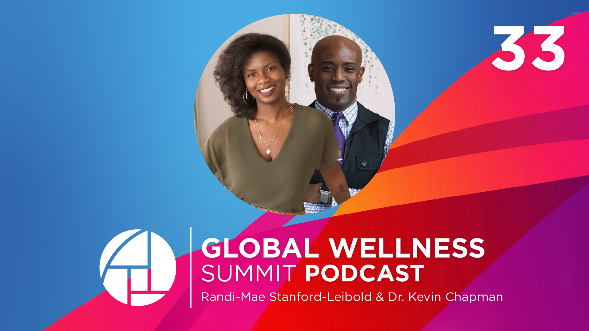 E33. #BlackLivesMatter, COVID-19, & Anxiety: A Guide to Doing Better - with Randi-Mae Stanford-Leibold & Dr. Kevin Chapman