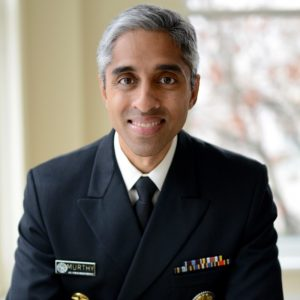 Summit Speaker Dr. Vivek Murthy Named Nation's Top Doctor