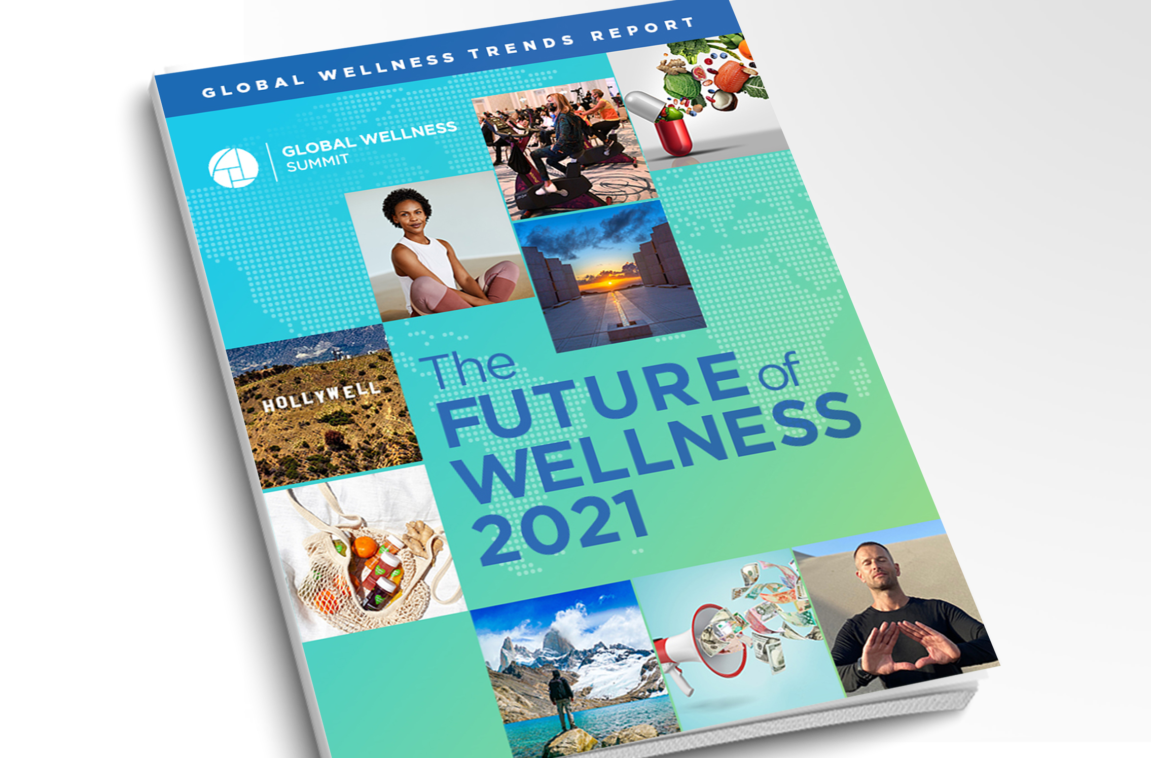 "Wellness Trends Report: ""The Future of Wellness 2021"""