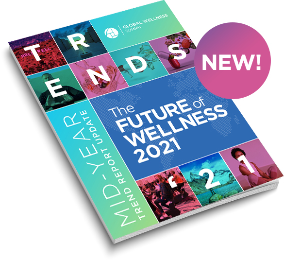 To keep pace with the ever-evolving world of wellness in 2021, GWS has, for the first time ever, issued a Mid-Year Trends Update. Read the media alert.
