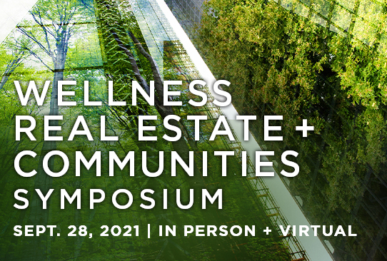 GWI's first industry symposium on the future of Wellness Real Estate & Communities