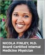 Nicola Finley M.D.
